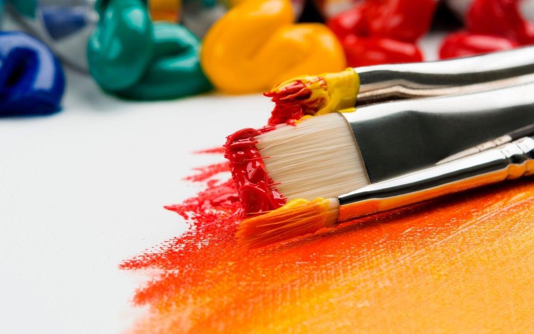 Arts Activities for Kids Move Online