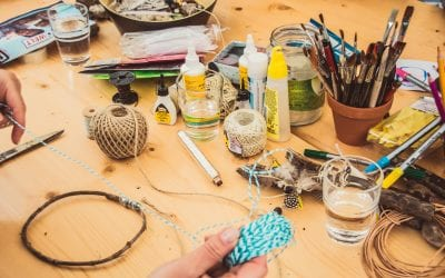 7 DIY projects to do this weekend (it's the new going out)