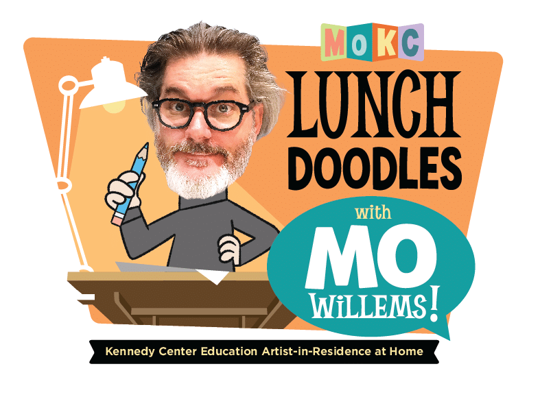"Mo Willem's ""Lunch Doodles"" Episode 5"
