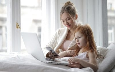 9 Tips for Working from Home with Kids