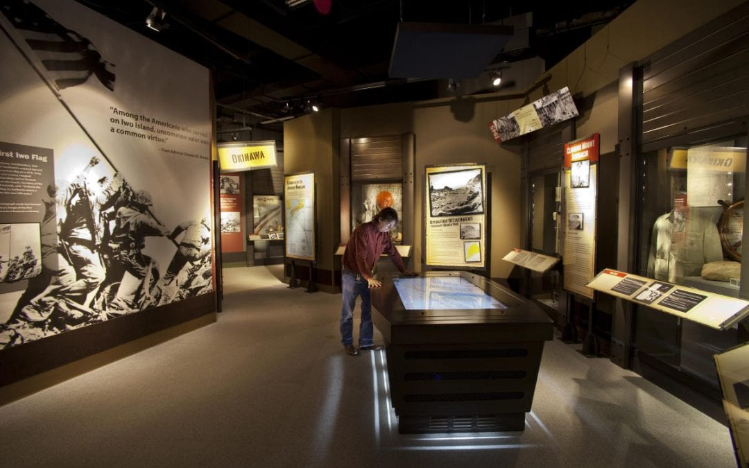 National Museum of the Pacific War begins video history lessons for kids
