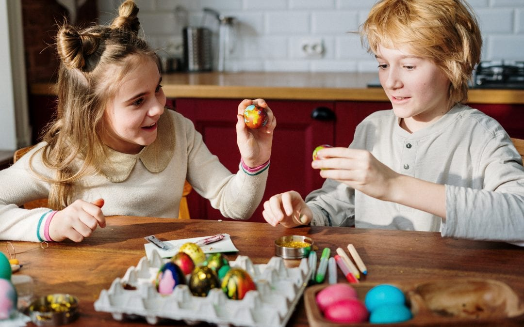 Celebrate Easter virtually this year with these fun activities at home
