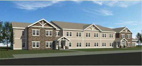 New housing development in Town of Plattsburgh